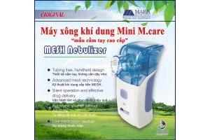 Máy xông mũi họng mini MABIS NA 100 M.Care USA